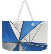 Beach Umbrella Weekender Tote Bag