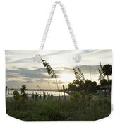 Beach Volleyball Weekender Tote Bag