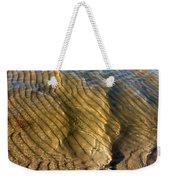 Beach Wave Pattern. Weekender Tote Bag
