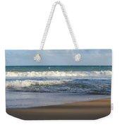 Beach Waves 3 Weekender Tote Bag