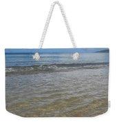 Beach Waves Tall Weekender Tote Bag