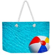 Beachball 1 Weekender Tote Bag