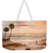 Beachcombers Weekender Tote Bag