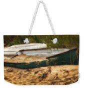 Beached Weekender Tote Bag by Bill Wakeley