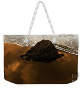 Beaches Of Gold Weekender Tote Bag