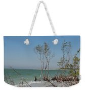 Fort De Soto Beachview Weekender Tote Bag