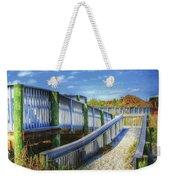 Beachwalk Weekender Tote Bag