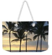 Beachwalk Series - No 7 Weekender Tote Bag