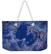 Beachy Brillliance  Weekender Tote Bag