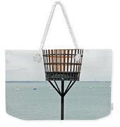 Beacon On Yarmouth Common Weekender Tote Bag