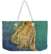 Beaked Butterflyfish Weekender Tote Bag