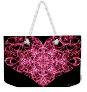Beaming Heart Weekender Tote Bag