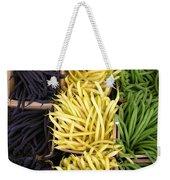 Bean Trio Weekender Tote Bag