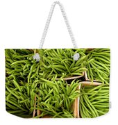 Beans Of Green Weekender Tote Bag