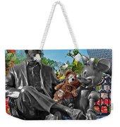 Bear And His Mentors Walt Disney World 03 Weekender Tote Bag