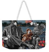 Bear And His Mentors Walt Disney World 05 Weekender Tote Bag