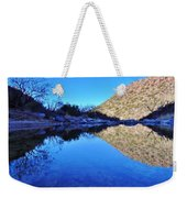 Bear Canyon Pool Weekender Tote Bag
