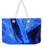 Bear Creek Falls Clolorado Weekender Tote Bag