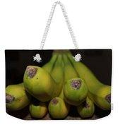 Bear Face Bananas  Weekender Tote Bag
