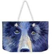 Bear Face Weekender Tote Bag