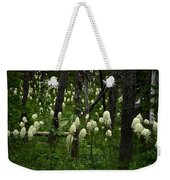 Bear Grass Weekender Tote Bag