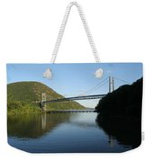 Bear Mountain Bridge Weekender Tote Bag