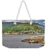 Bear River Creek Reservoir Weekender Tote Bag