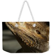 Bearded Dragon Profile Weekender Tote Bag
