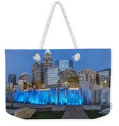 Bearden Blue Weekender Tote Bag