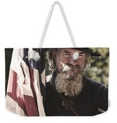 Bearing Old Glory D0256 Weekender Tote Bag