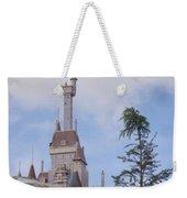Beast's Castle Weekender Tote Bag