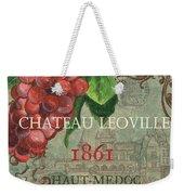 Beaujolais Nouveau 1 Weekender Tote Bag