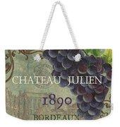 Beaujolais Nouveau 2 Weekender Tote Bag