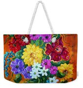 Beauties In Bloom Weekender Tote Bag