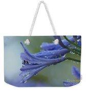 Beautiful  Agapanthus Weekender Tote Bag