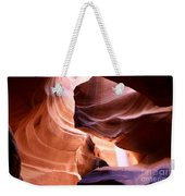 Beautiful Antelope Canyon Colors Weekender Tote Bag