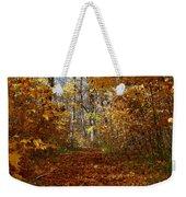 Beautiful Autumn Sanctuary Weekender Tote Bag