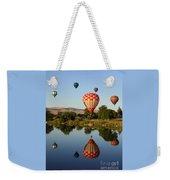 Beautiful Balloon Day Weekender Tote Bag