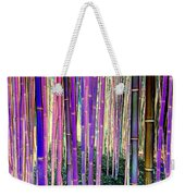 Beautiful Bamboo Weekender Tote Bag