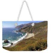 Beautiful Big Sur Coastline Weekender Tote Bag
