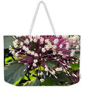 Beautiful Bloom Weekender Tote Bag