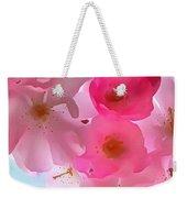 Beautiful Blooms Weekender Tote Bag