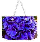Beautiful Blue Hydrangea Weekender Tote Bag