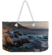 Beautiful California Coast In Spring Weekender Tote Bag