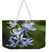 Beautiful Camas Lily In Idaho Weekender Tote Bag