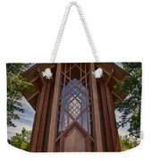 Beautiful Chapel Weekender Tote Bag