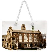 Beautiful Chicago Structures 3 Weekender Tote Bag