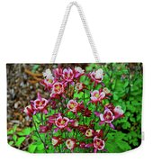 Beautiful Columbine   Weekender Tote Bag