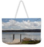 Beautiful Day At The Lake Weekender Tote Bag