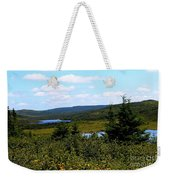 Beautiful Day In The Country Weekender Tote Bag